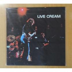 CREAM - LIVE - LP