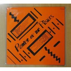 SEX PISTOLS - POWER OF THE PISTOLS - LP