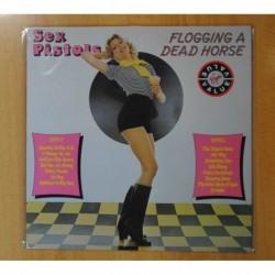 SEX PISTOLS - FLOGGING A DEAD HORSE - LP