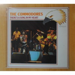 THE COMMODORES - THERE´S A SONG IN MY HEART - LP