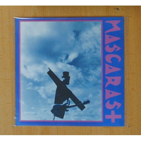 MASCARAS - RECORDAR + 3 - EP