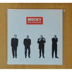 MICKY - MULTIPLICARSE / EL MONO GRIS DE BIRMANIA - SINGLE