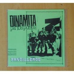 DINAMITA PA LOS POLLOS - PANDILLEROS / RADIO TEXAS - SINGLE