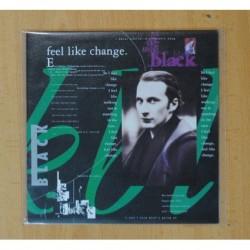 BLACK - FEEL LIKE CHANGE / NICE - SINGLE