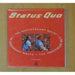 STATUS QUO - THE ANNIVERSARY WALTZ - SINGLE