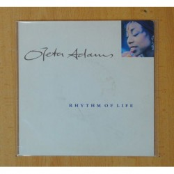 OLETA ADAMS - RHYTHM OF LIFE / DON´T LOOK TOO CLOSELY - SINGLE
