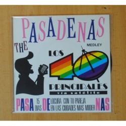 THE PASADENAS & GLORIA STEFAN - MEDLEY / 1 2 3 MIX - SINGLE