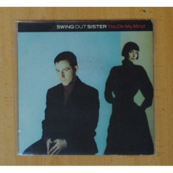SWING OUT SISTER - YOU ON MY MIND / CONEY ISLAND MAN - SINGLE