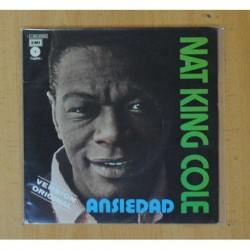 NAT KING COLE - ANSIEDAD / PERFIDIA - SINGLE