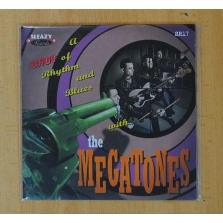 THE MEGATONES - LIES + 3 - EP