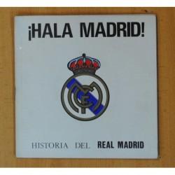 HALA MADRID - HISTORIA DEL REAL MADRID - SINGLE
