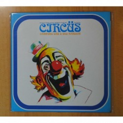 CAMPING & DIGI RANDOM - THE WORLD OF CIRCUS - LP