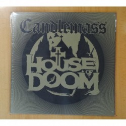 CANDLEMASS - HOUSE OF DOOM - MAXI