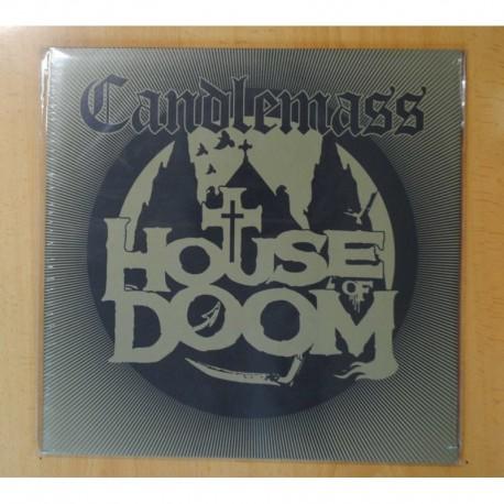 CANDLEMASS - HOUSE OF DOOM - MAXI