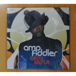 AMP FIDDLER - AFRO STRUT - GATEFOLD - 2 LP