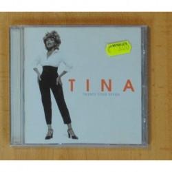 TINA TURNER - TWENTY FOUR SEVEN - CD