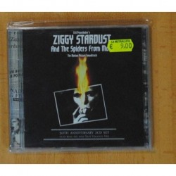 DAVID BOWIE - ZIGGY STARDUST AND THE SPIDERS FROM MARS - CD