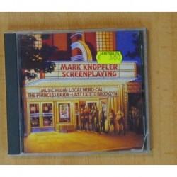 MARK KNOPFLER - SCREENPLAYING - CD