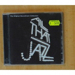 VARIOS - ALL THAT JAZZ - CD