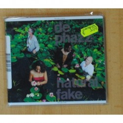 DE PHAZZ - NATURAL FAKE - CD