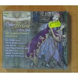 PAUL DUKAS - ARIANE ET BARBE BLEUE - CD
