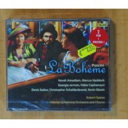 PUCCINI - LA BOHEME - CD