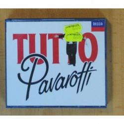 PAVAROTTI - TUTTO PAVAROTTI - CD