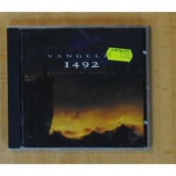 VANGELIS - 1492 - CD