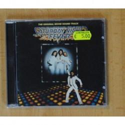 VARIOS - SATURDAY NIGHT FEVER - CD