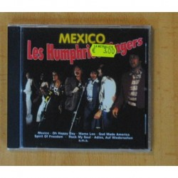 LES HUMPHRIES SINGERS - MEXICO - CD
