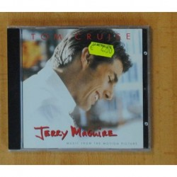 VARIOS - JERRY MAGUIRE - CD