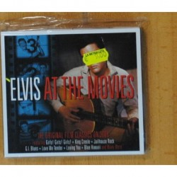 ELVIS - AT THE MOVIES - CD