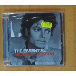 MICHAEL JACKSON - THE ESSENTIAL - CD