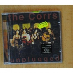 THE CORRS - UNPLUGGED - CD