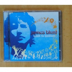 JAMES BLUNT - BACK TO BEDLAM - CD