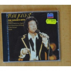 TOM JONES - THE GOLDEN HITS - CD