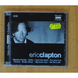 ERIC CLAPTON - ERIC CLAPTON - 2 CD