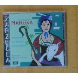 AMADEO VIVES - MARUXA - CD