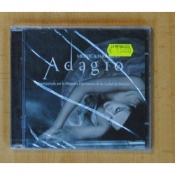 MONICA NARANJO - ADAGIO - CD