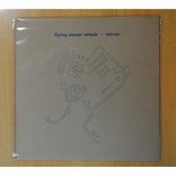 FLYING SAUCER ATTACK - MIRROR - VINILO BLANCO - LP