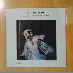 VARIOS - EN THAILANDE LA MUSIQUE TRADITIONNELLE DES MON - LP
