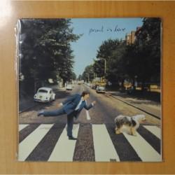 PAUL MCCARTNEY - PAUL IN LIVE - LP