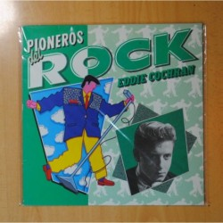 EDDIE COCHRAN - PIONEROS DEL ROCK - LP
