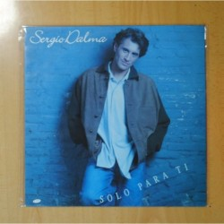 SERGIO DALMA - SOLO PARA TI - LP