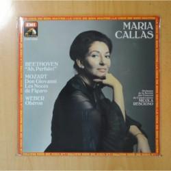 MARIA CALLAS - AH PERFIDO! / DON GIOVANNI / LES NOCES DE FIGARO / OBERON - LP