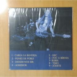VINO TINTO - VINO TINTO - GATEFOLD - LP [DISCO VINILO]