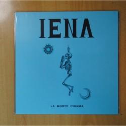 IENA - LA MORTE CHIAMA - LP