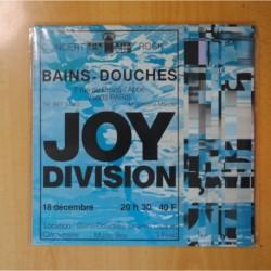 JOY DIVISION - LES BAINS DOUCHES - 2 LP