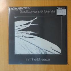 SAD LOVERS & GIANTS - IN THE BREEZE - LP