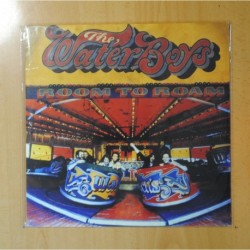 THE WATER BOYS - ROOM TO ROAM - LP